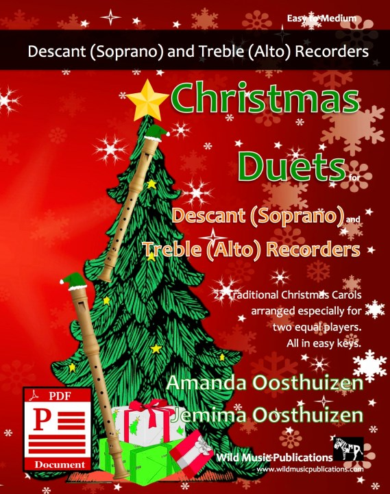 Christmas Duets for Descant and Treble Recorders Download