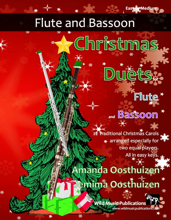 Christmas Duets for Flute and Bassoon