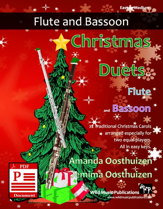 Christmas Duets for Flute and Bassoon Download