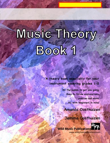 Music Theory Book 1