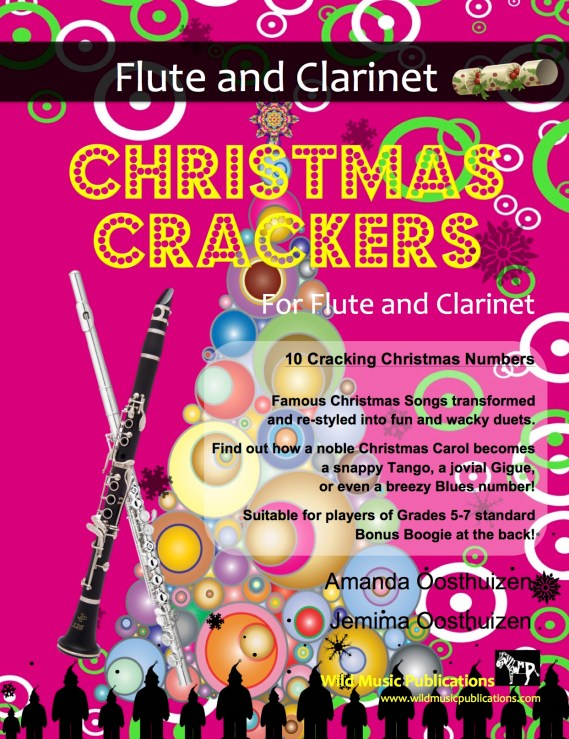 Christmas Crackers for Flute and Clarinet