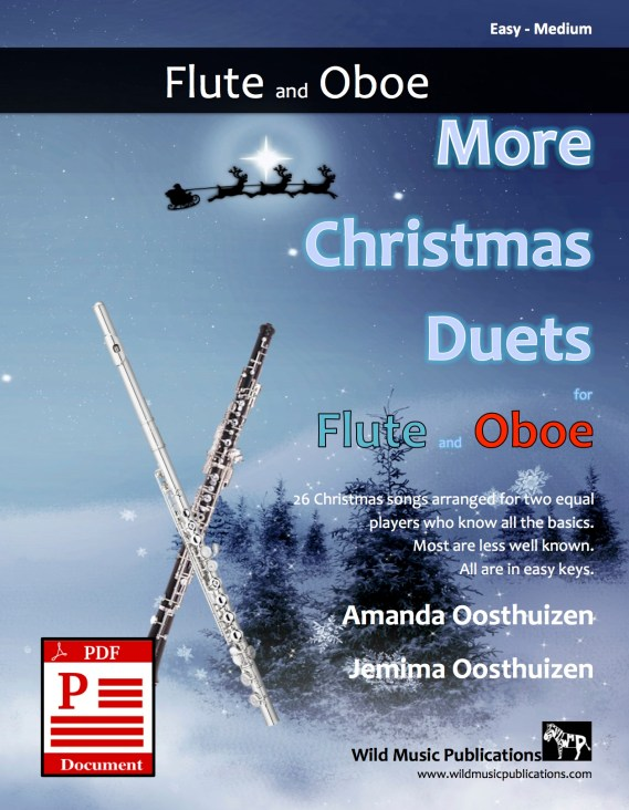 More Christmas Duets for Flute and Oboe Download
