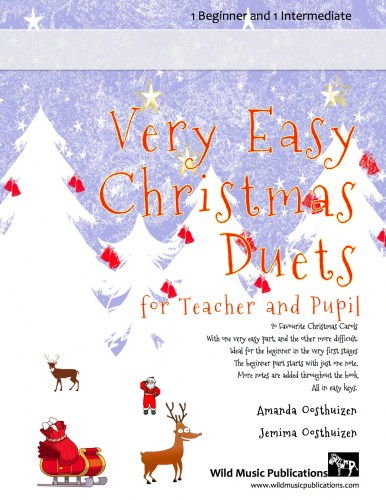 Very Easy Christmas Duets for Teacher and Pupil