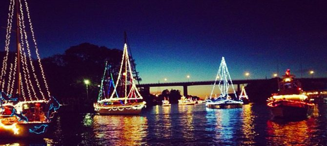 31st Annual Lighted Boat Parade
