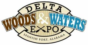 Delta Woods & Waters Expo Logo