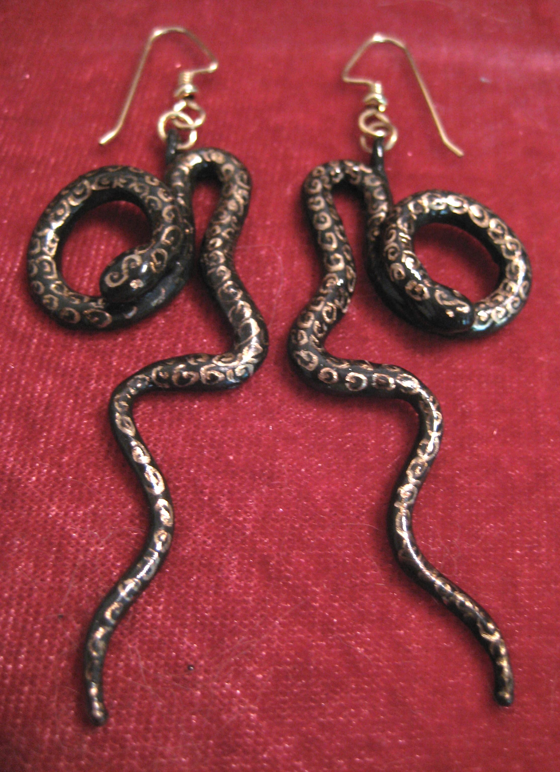 Wild Nature Theme Jewelry