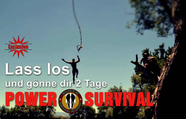wildnis survival days