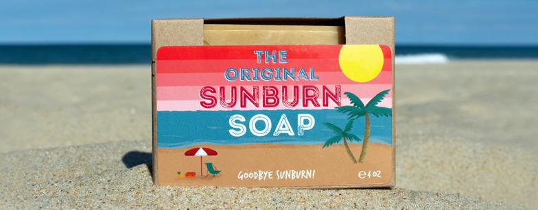 WILD Sunburn after sun skincare