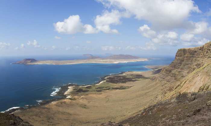 Lanzarote Wildperegrine