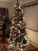 Nanny's beautiful tree.