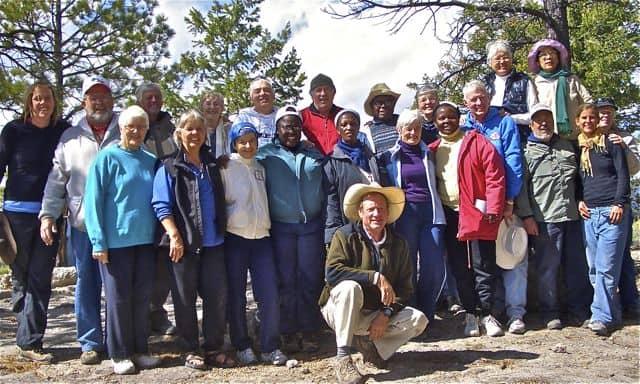Wilderness Retreat Clients