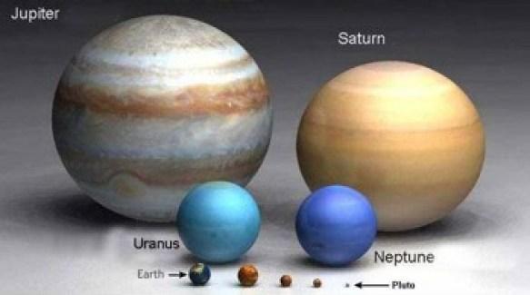 Earth - Saturn
