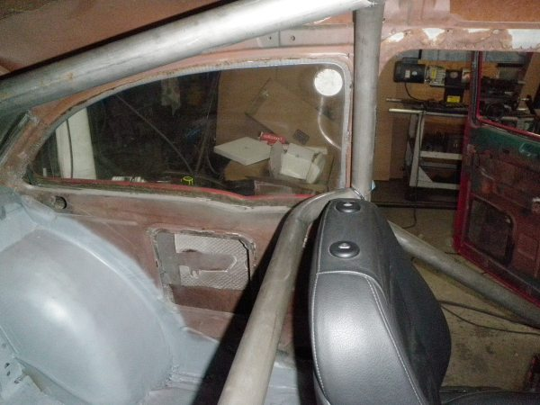 Chevy Truck Roll Cage Year Of Clean Water