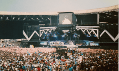 Queen, Wembley Stadium, 1986
