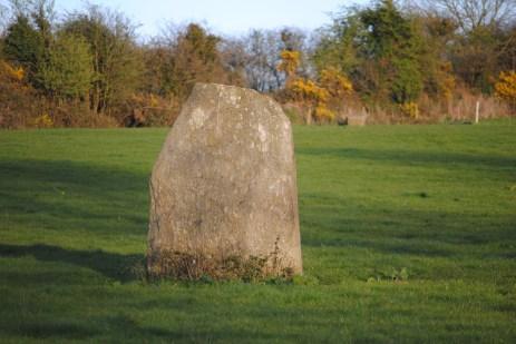 Powersknock Standing Stone, Kilmeaden, Co. Waterford