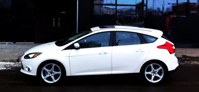review: 2012 ford focus titanium – wildsau
