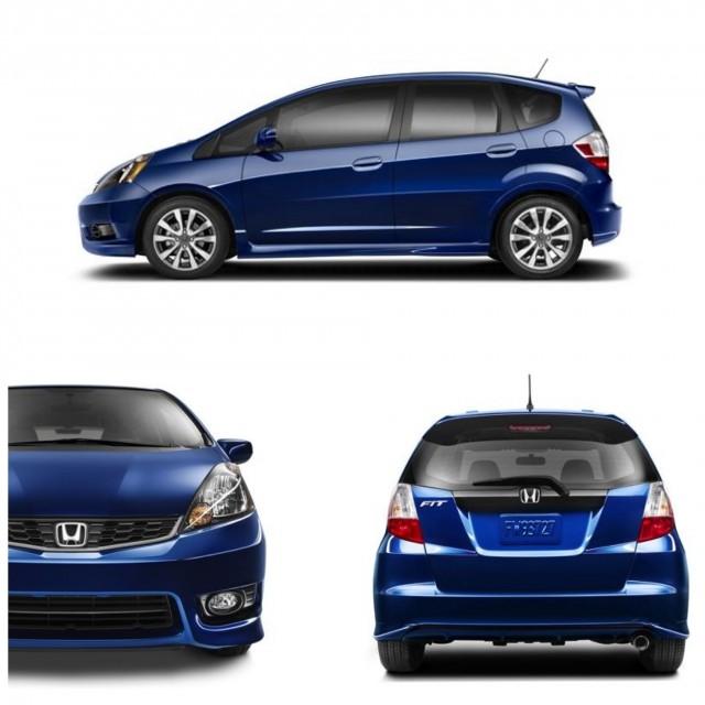 Comparo: 2012 Ford Fiesta Vs. 2012 Honda Fit (Review)