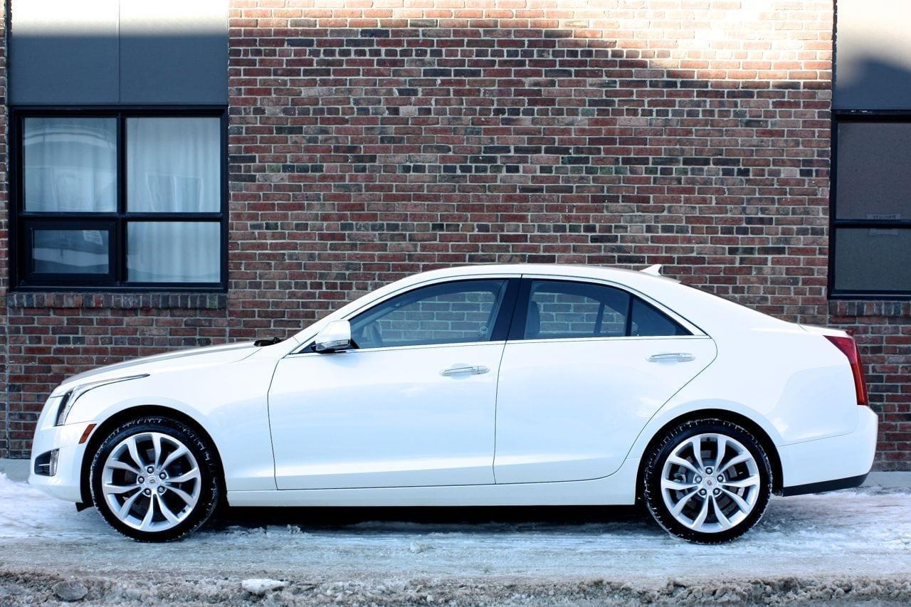 Review: 2013 Cadillac ATS 2.0T AWD – Wildsau
