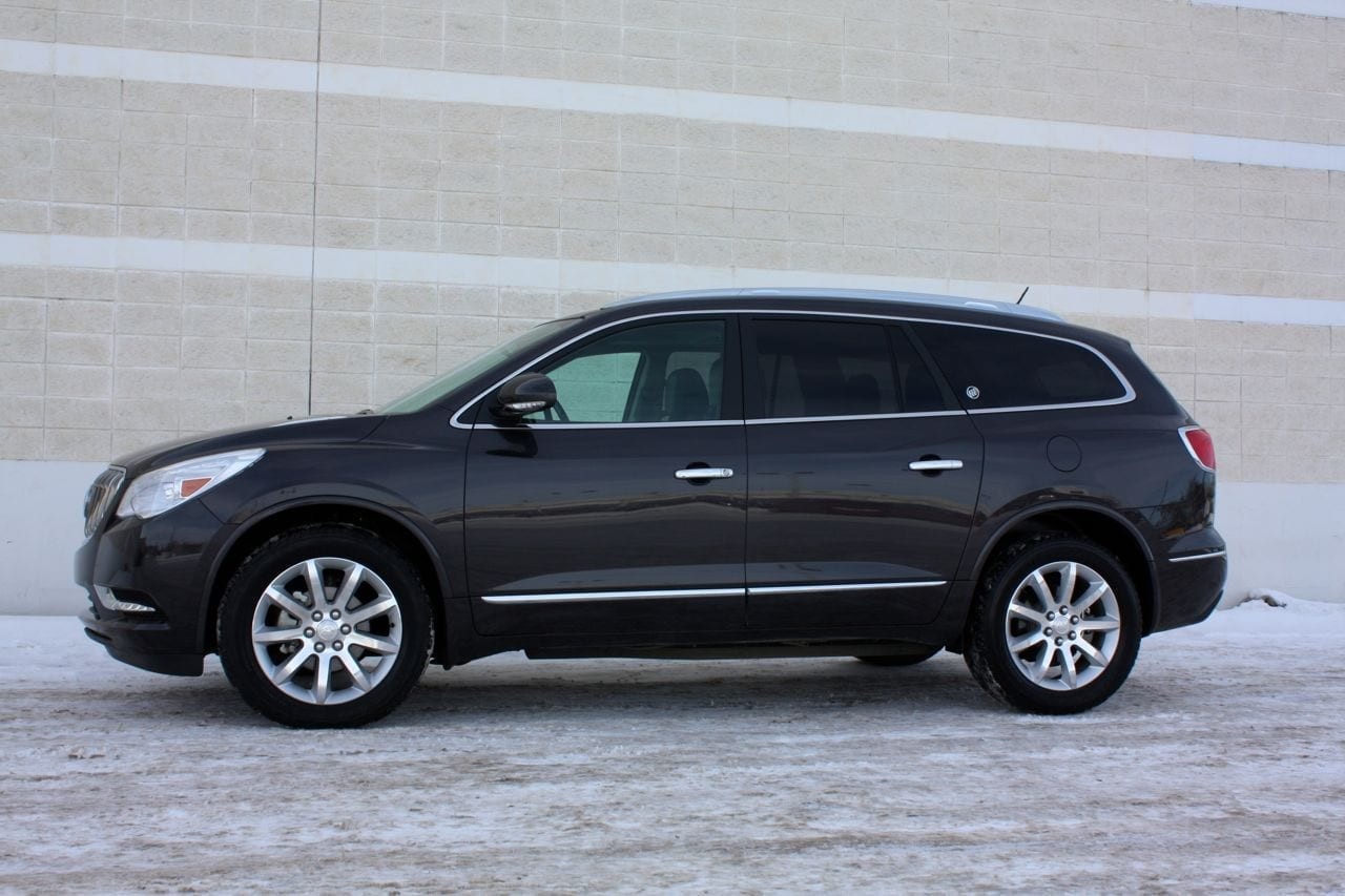 enclave buick luxury tasteful review rating reviews