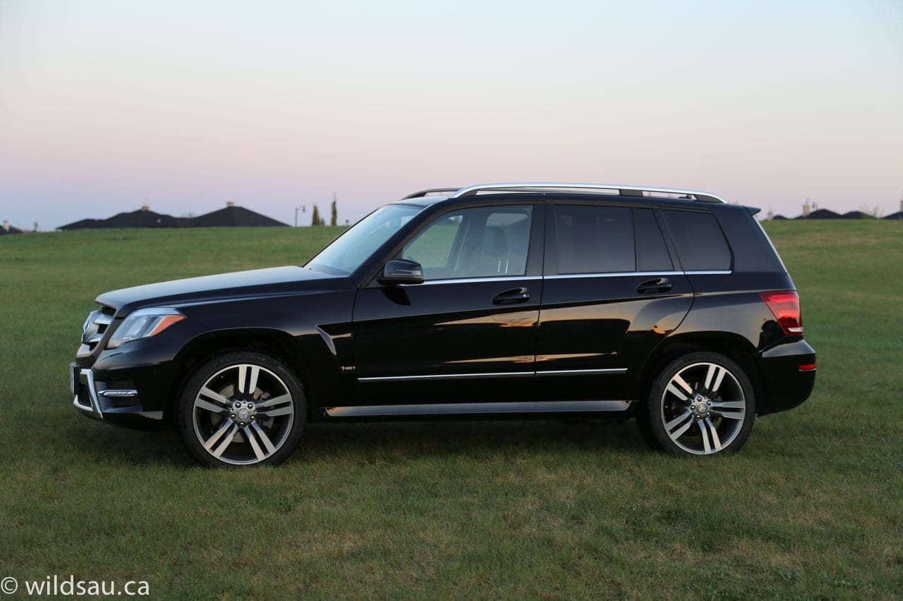 Review 2013 mercedes benz glk 350 4matic wildsau for Mercedes benz glk 350