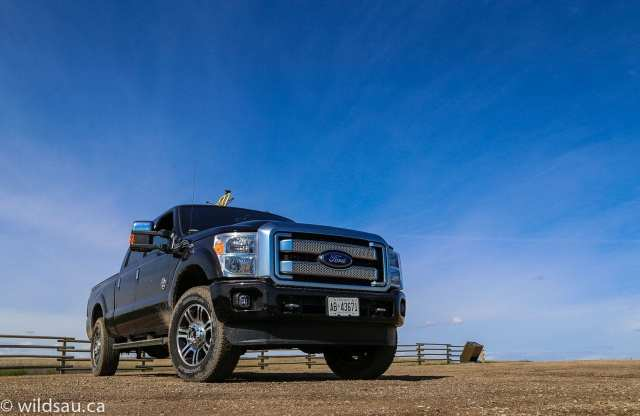 super duty payload