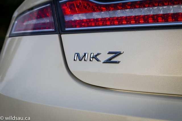MKZ badge white