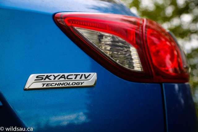 skyactiv badge