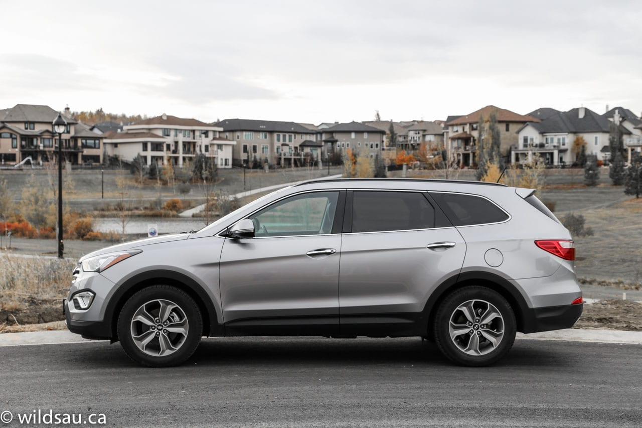 Great Review: 2013 Hyundai Santa Fe XL