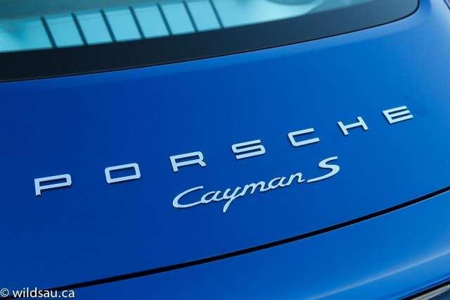 Cayman badge
