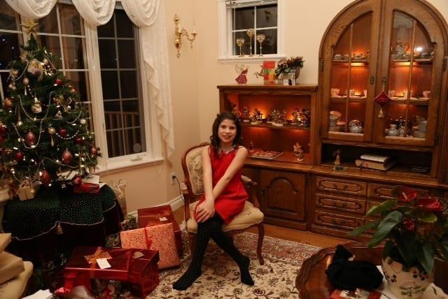Abigail Christmas Eve
