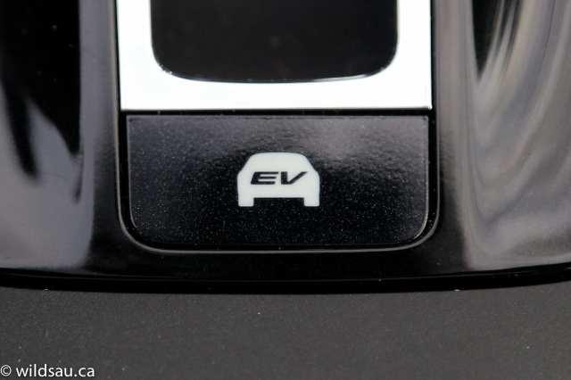 EV button