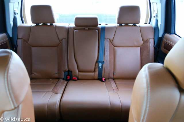 rear seats wide