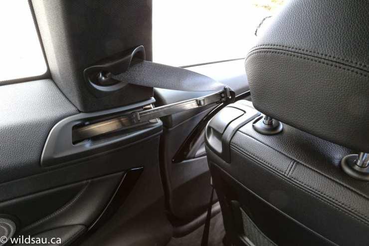 seatbelt servo