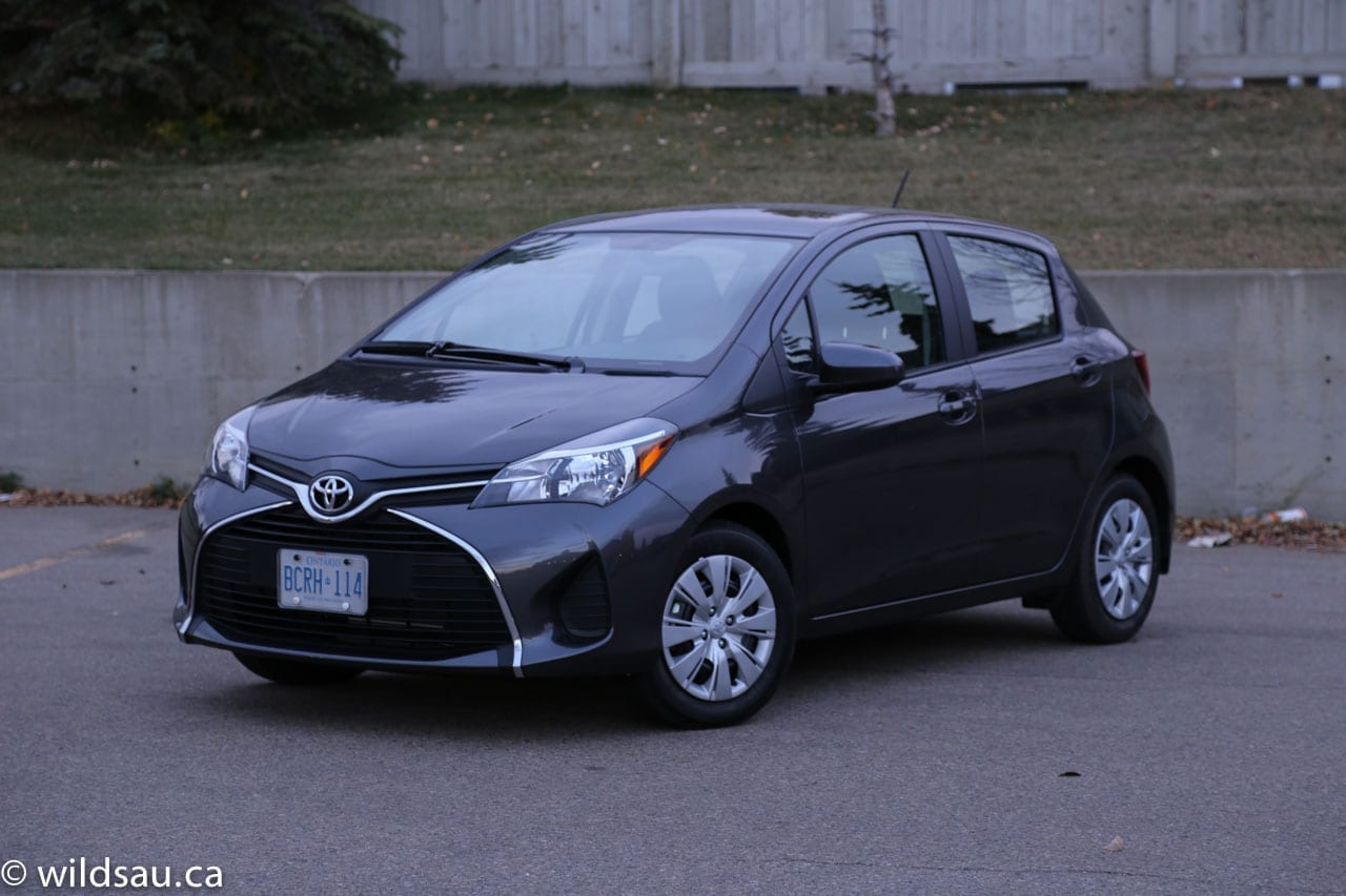 review 2015 toyota yaris wildsau. Black Bedroom Furniture Sets. Home Design Ideas