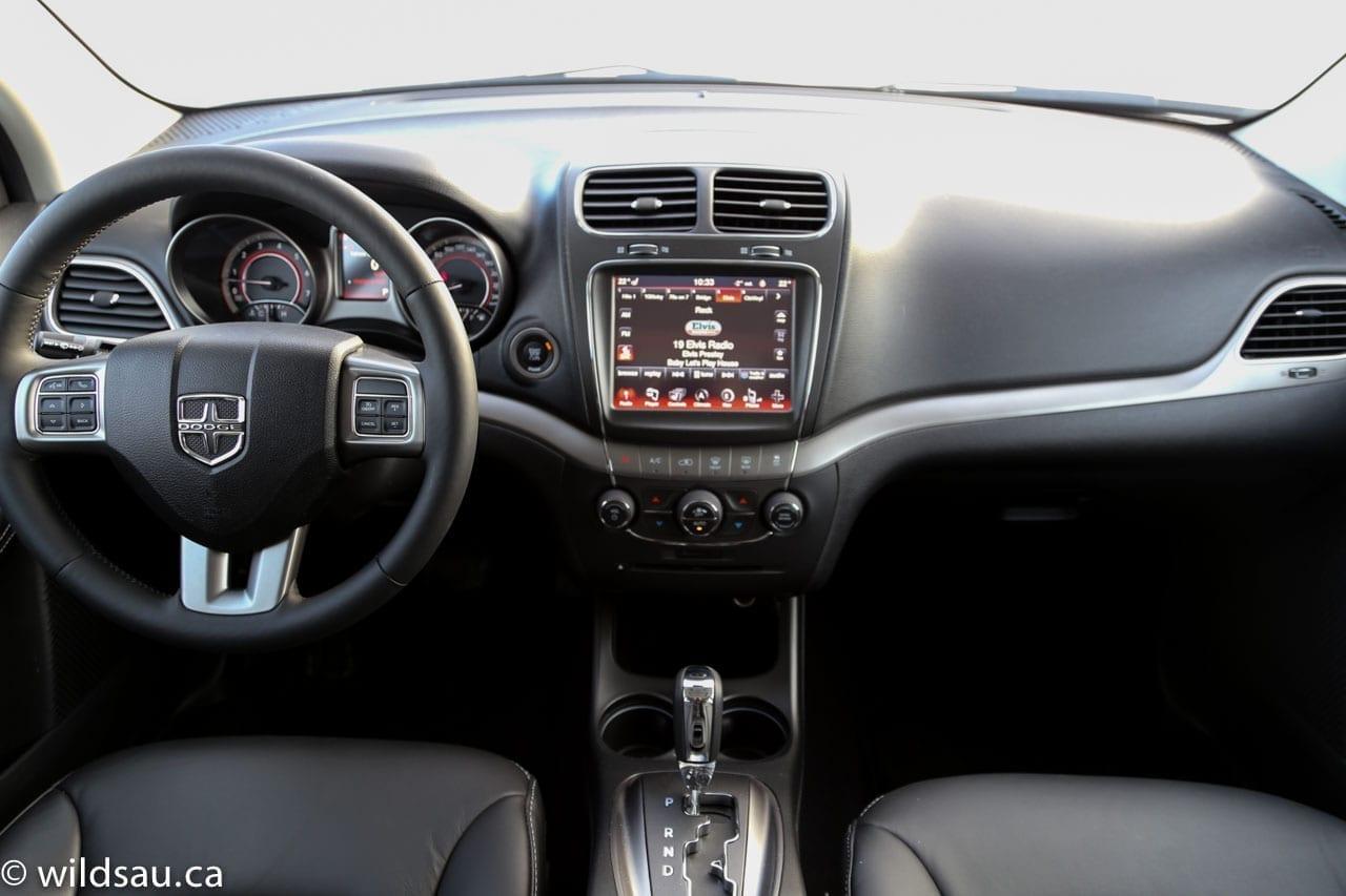 Review 2015 Dodge Journey Wildsau