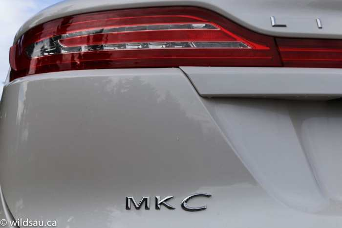 MKC tail light