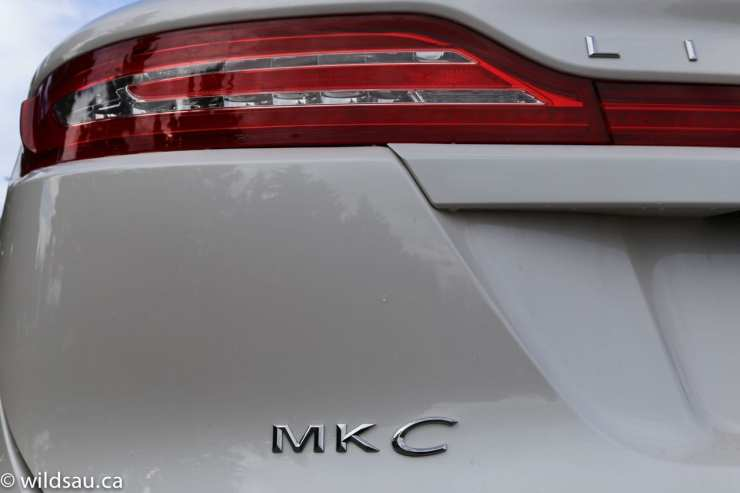 MKC tail light