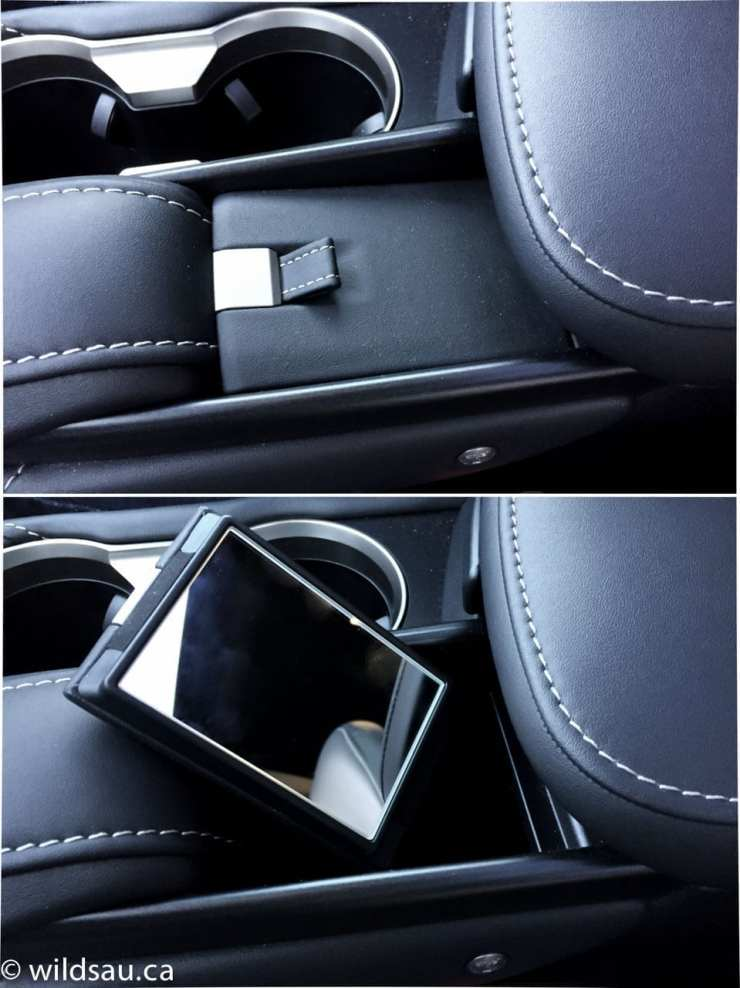 mirror compartment