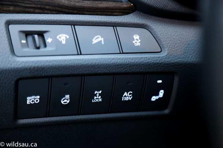 tech buttons