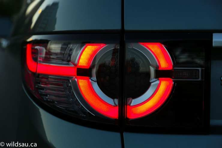 tail light detail