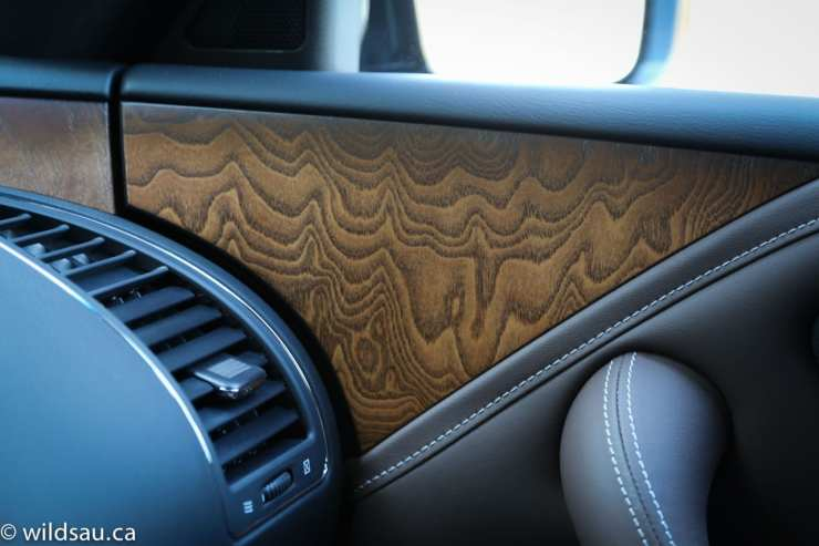 wood grain detail