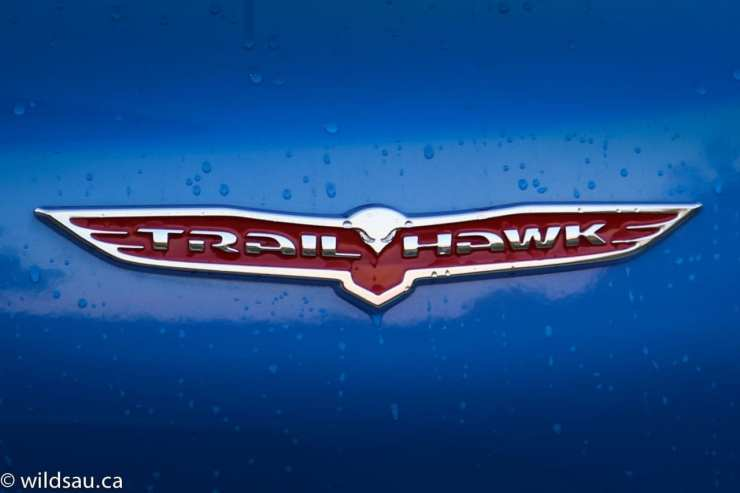 Trailhawk badge