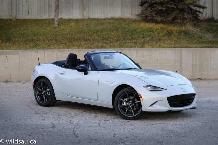 front quarter turned top down