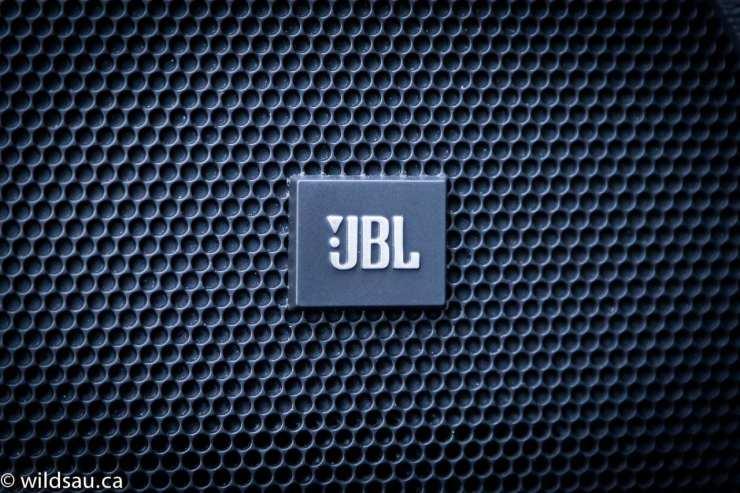 JBL grille