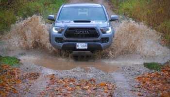 Review: 2013 Toyota Tacoma 4x4 DoubleCab V6 | Wildsau ca