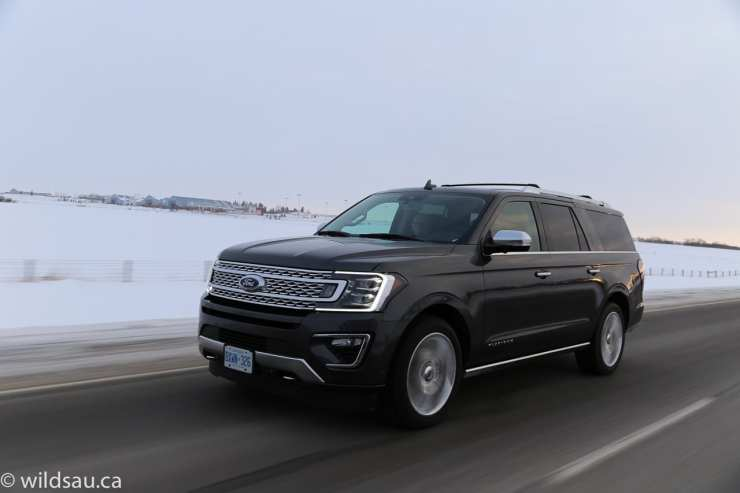 First Drive  Ford Expedition Review