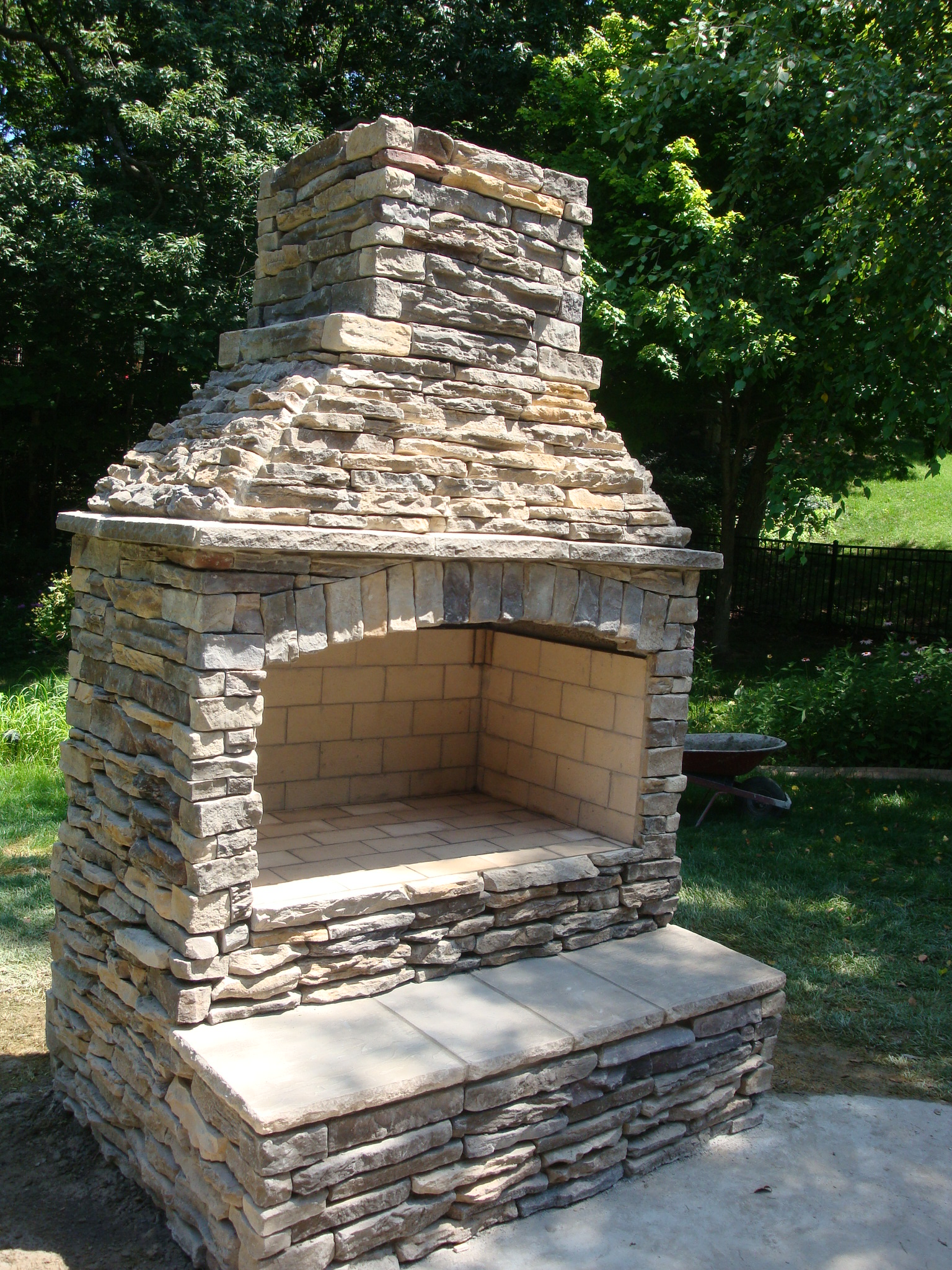 FireplacesFirepits  Wildscapes LLC