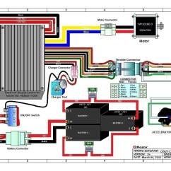 36v Battery Wiring Diagram 2006 Ford Focus Engine Razor Manuals Crazy Cart Xl Versions 2