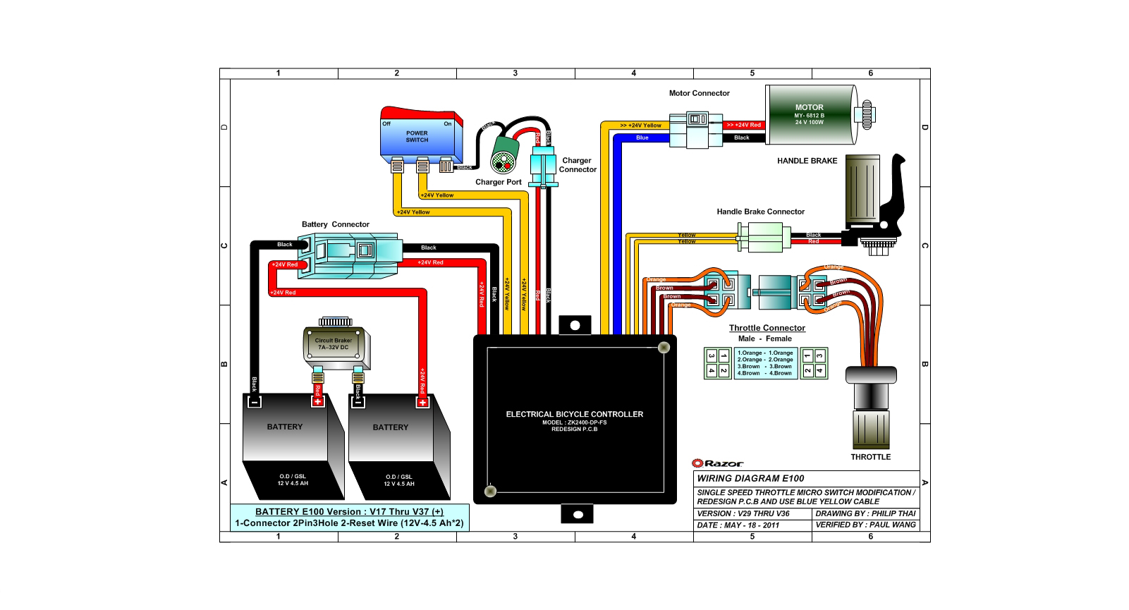 razor e100 electric scooter wiring diagram precipitation water cycle manuals versions 29 36