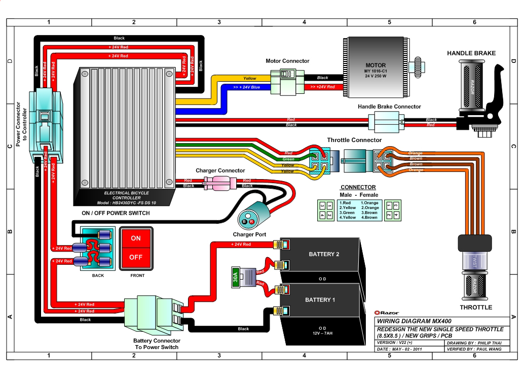 modern house wiring diagram shaker 500 simple for lights on atv toyskids co razor manuals megasquirt 2
